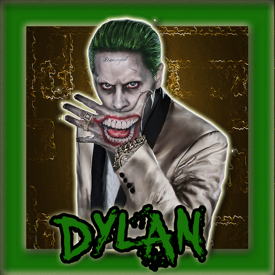 Dylanjoker by AxelGFXFR