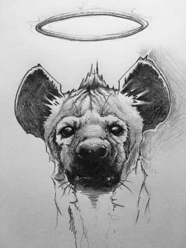 trust in Hyenas by stablefly
