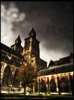 Basilica of Saint Servatius by Riot23