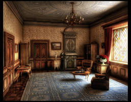 Mina's House - Fake HDR by Riot23