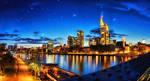 Frankfurt City by Riot23