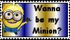 Despicable Me Minion Stamp 1