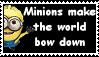 Despicable Me Minion Stamp2