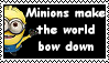 Despicable Me Minion Stamp2 by Aazari-Resources
