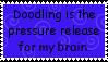 Doodling Release Stamp by Aazari-Resources
