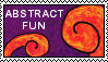 Abstact Fun Stamp 1 by Aazari-Resources
