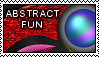Abtract Fun Stamp 2 by Aazari-Resources
