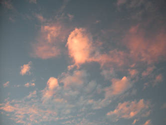 Cotton Candy Clouds 1279