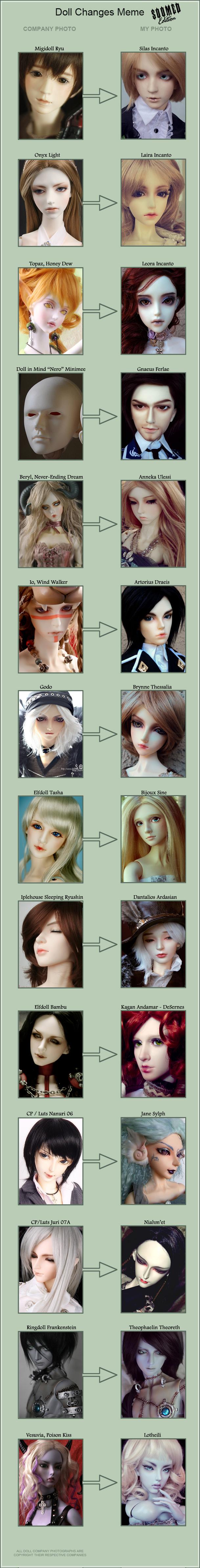 Doll Changes Meme - Elaris by Echoes-of-Elaris