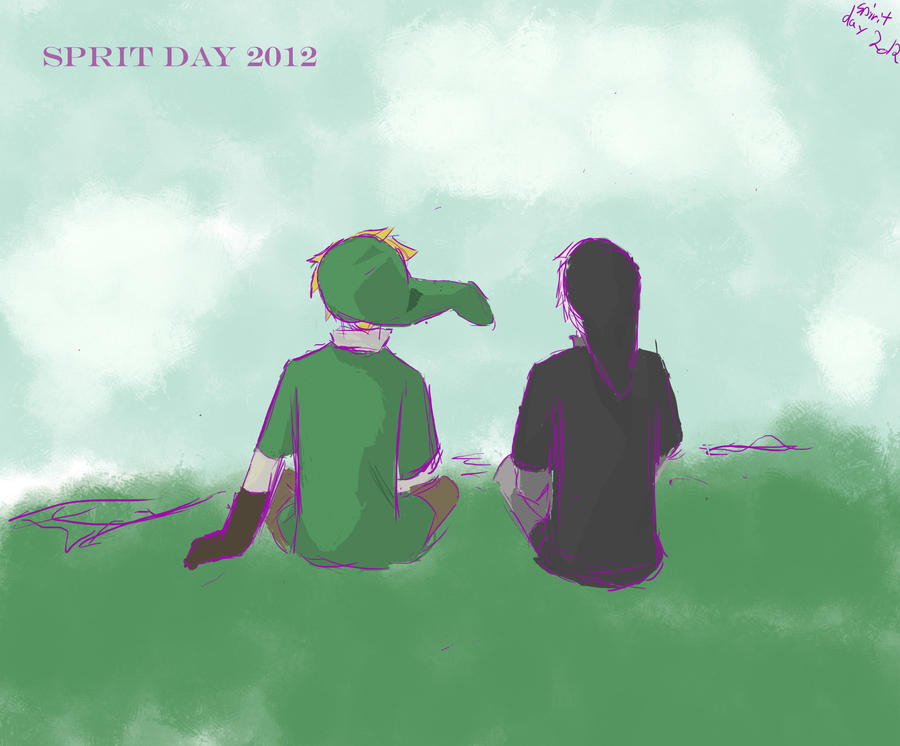 spirit day 2012 by tetrarools