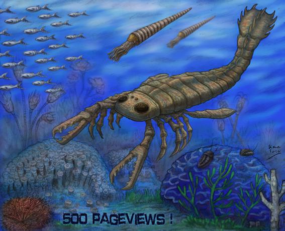 Silurian 500 by opal-raptor on DeviantArt