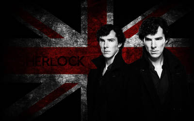 BBC Sherlock by Momokochan007