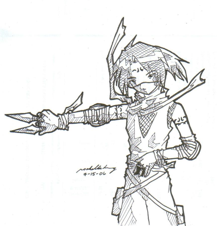 Ninja Assassin by hikage11 on DeviantArt