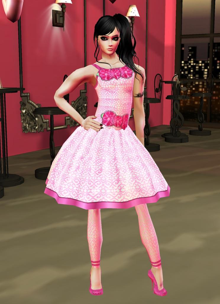 Pretty In Pink by zodiac699