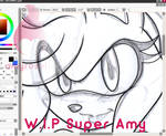 WIP - SUPER AMY by amyrose116