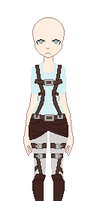 Attack On Titan Outfit Base