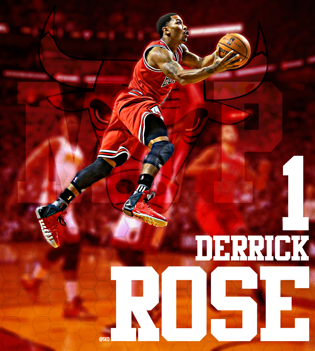 Derrick Rose Wallpaper Mvp #1 Derrick Rose...