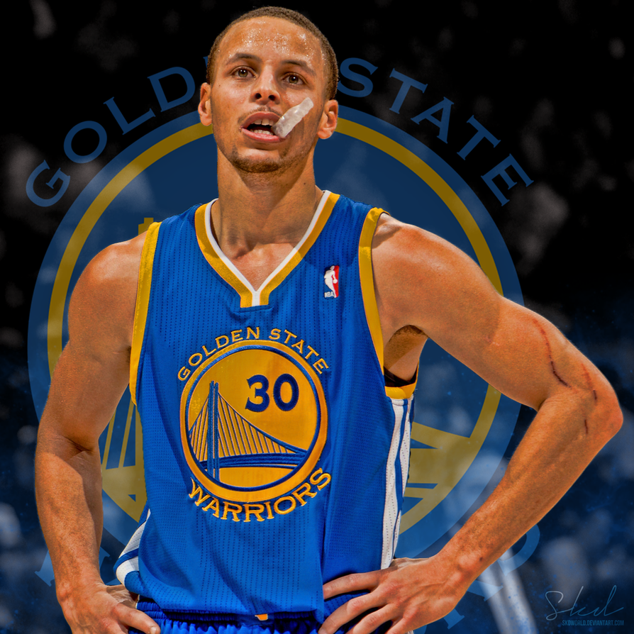 Warriors Record Without Stephen Curry 2017: Stephen Curry.GS Warriors By SkdWorld On DeviantArt