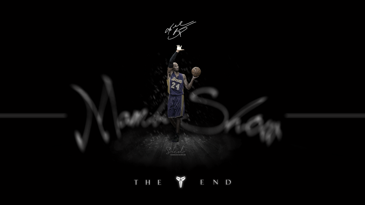 Kobe: The End Of Mamba Show Wallpaper By SkdWorld On