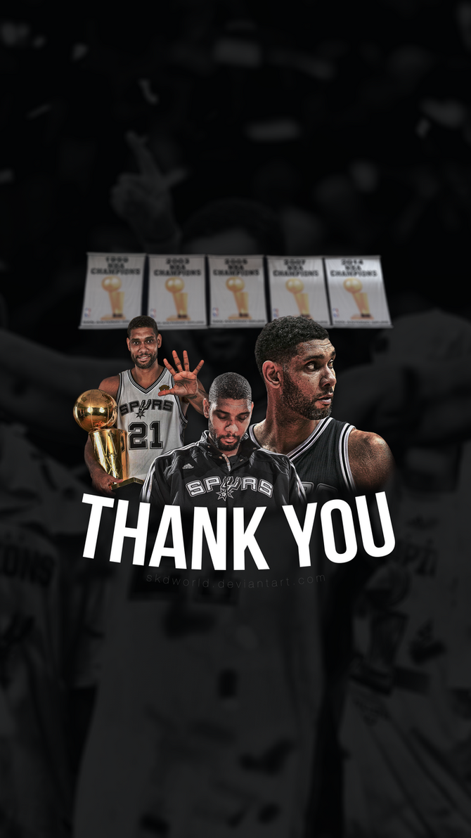 Skdworld deviantart - Tim duncan iphone wallpaper ...