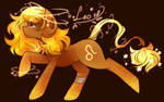 Zodiac Pony Leo