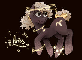 Aries by SaphireCat11