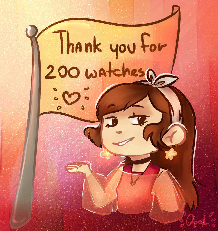 Thanks for 200!