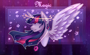 Element of Magic by SaphireCat11