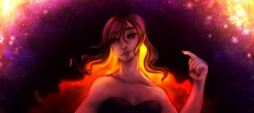 Black Hole-San, The World Devourer