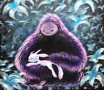 Ori and Naru - Painting