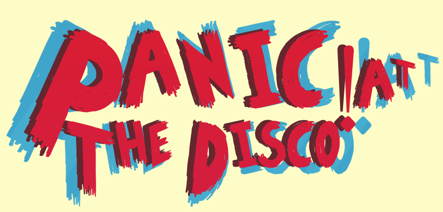 Panic At The disco logo by Denner by Denner-denkerPanic At The Disco Logo Wallpaper
