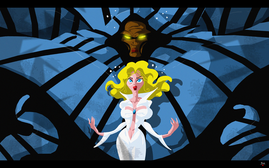 Cloak And Dagger By Themico On DeviantArt
