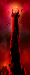 Barad-dur by themico