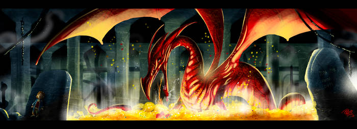 Smaug by themico