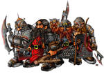 Band of dwarfs