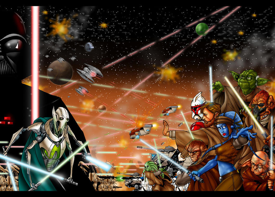 Star Wars by themico
