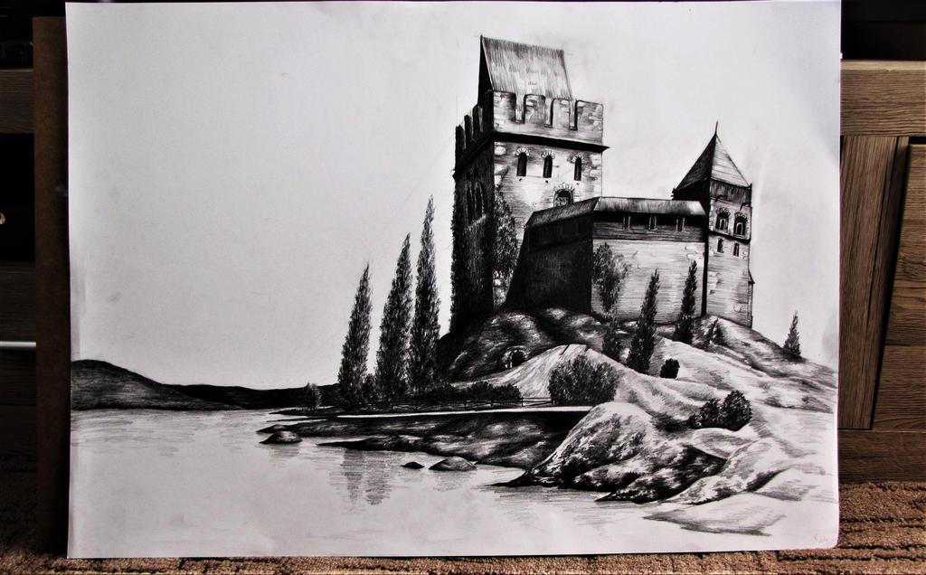 Castle by isabelledeliro