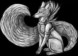 God Wolf : Premade by ShaunWhatAreYouDoing