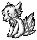 Freebie Wolf by ShaunWhatAreYouDoing