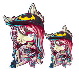 Near Anthro Commissions, Christmas offer Chibi_commission_pu_for____skylargame_by_shaunwhatareyoudoing-d7ywhch