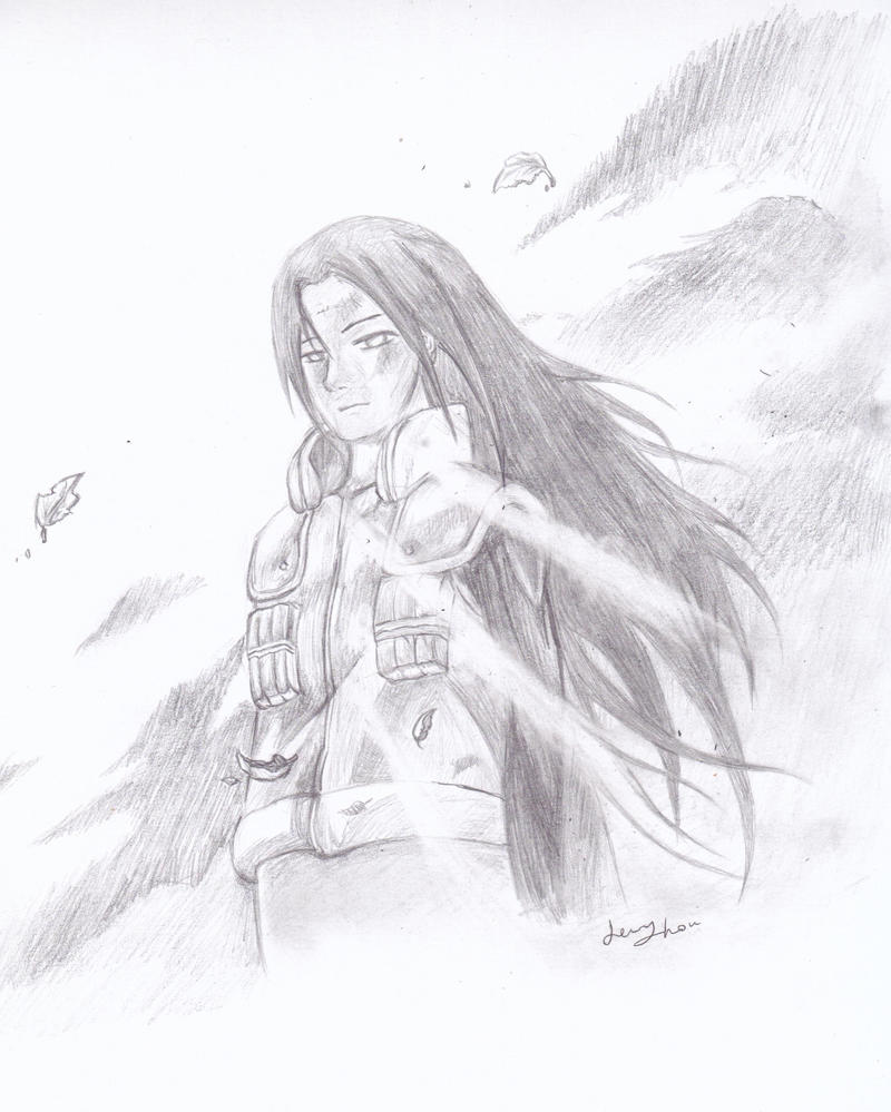 Neji summoned by the light of heaven by frostynightsky