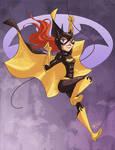 Cartoon Stylized: Batgirl N52