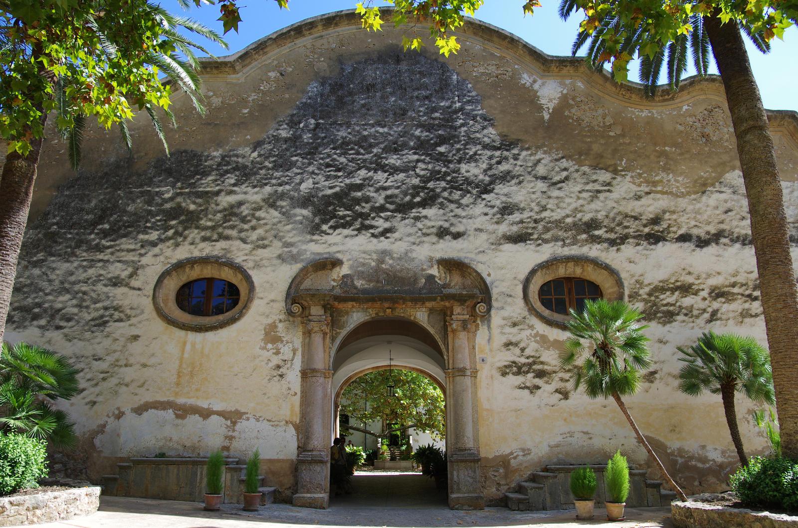 Jardin de alfabia by vt102 on deviantart for Jardines alfabia