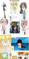 Rise of the Guardians by AriaVampireRose7