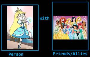 Friendship is Princesses by AriaVampireRose7