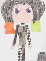 Black-suit Joylyn by AriaVampireRose7