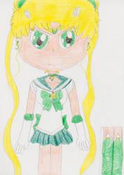 Jealous Sailor Moon by AriaVampireRose7