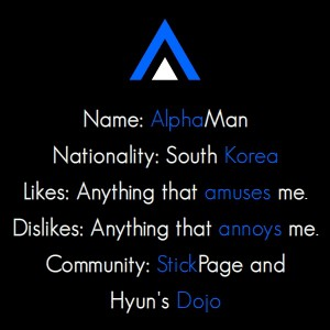 TheAlphaMan's Profile Picture