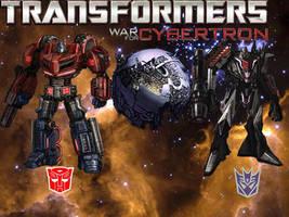Transformers by FruitLoop360