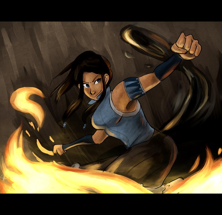 Avatar - The Legend of Korra by schellibie